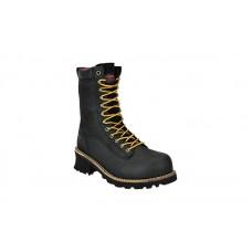 "Avenger 7357 -  Men's - 8"" Waterproof Composite Toe Logger- Brown"