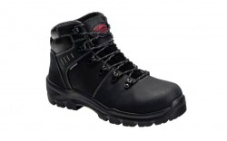 "Avenger 7400 - Men's - Foundation 6"" Waterproof Carbon Nanofiber Toe - Black"