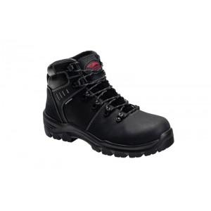 "Avenger 7400 - Men's - Foundation 6"" Waterproof Carbon Nanofiber Toe - Black"