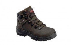 "Avenger 7402 - Men's - Foundation 6"" Internal Met Guard Waterproof Carbon Nanofiber - Brown"