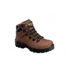 "Avenger 7451 - Women's - Foundation 6"" Waterproof Carbon Nanofiber Toe - Brown"