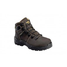 "Avenger 7452 - Women's - Foundation 6"" Internal Met Guard Waterproof Carbon Nanofiber - Brown"