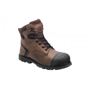Avenger 7542 - Men's - EH Carbon Nanofiber Composite Toe Boot - Brown