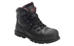 Avenger 7547 - Men's - EH Carbon Nanofiber Composite Toe Boot - Black