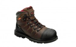 "Avenger 7591 - Men's - Hammer 6"" Internal Met Waterproof Carbon Nanofiber Toe - Brown"
