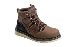 "Avenger 7606 - Men's - Wedge 6"" Waterproof Soft Toe - Brown"
