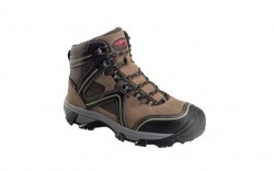 "Avenger 7612 - Men's - Crosscut 6"" Waterproof Soft Toe  - Brown"