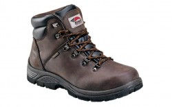 Avenger 7625 - Men's - Waterproof EH Soft Toe Boot - Dark Brown
