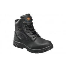 Avenger 7627 - Men's - Uniform Waterpoof EH Soft Toe Boot - Black