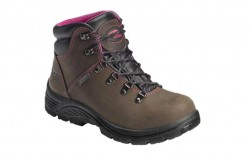 Avenger 7675 - Women's - Waterproof EH Soft Toe Boot - Brown