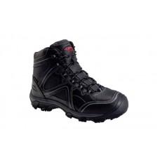 "Avenger 7712 - Men's - Crosscut Steel Toe 6"" Wateproof Puncture Resistant EH Boot - Black"