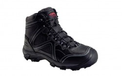"Avenger 7712 - Men's - Crosscut Steel Toe 6"" Wateproof Puncture Resistant EH Boot - Black"