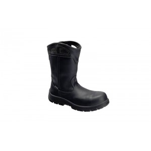 Avenger 7857 - Men's - Framer Wellington Waterproof Composite Toe - Black