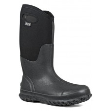 "Bogs 60153-001 - Women's - 13"" Classic Tall With Handles - Matte Black"