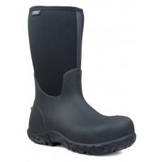 """Bogs 72132CT-001 - Men's - 13.5"""" Workman Composite Toe - Black"""