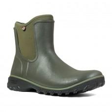 """Bogs 72203-306 - Women's - 6"""" Sauvie Slip On Boot - Sage"""