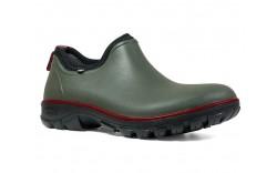 "Bogs 72207-301 - Men's - 3"" Sauvie Slip-on - Dark Green"
