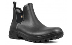 "Bogs 72208-001 - Men's - 5"" Sauvie Slip On Boot - Black"