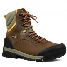 "Bogs 72301CT-249 - Men's - 8"" Bedrock Insulated Composite Toe - Brown Multi"