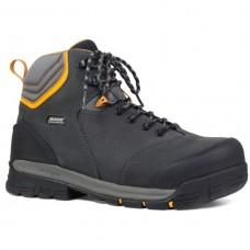 Bogs 72302CT-009 - Men's - Bedrock Mid Composite Toe - Black Multi
