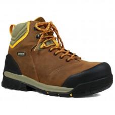 Bogs 72302CT-249 - Men's - Bedrock Mid Composite Toe - Brown Multi