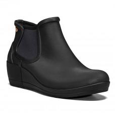 Bogs 72557-001 - Women's - Vista Wedge Ankle - Black