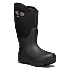 Bogs 72561W-001 - Women's - Neo Classic Solid Wide Calf - Black