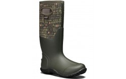 Bogs 72571-348 - Women's - Mesa Windows - Dark Green Multi