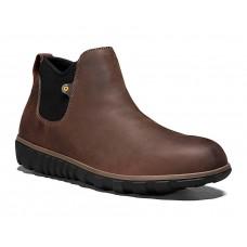 Bogs 72619-200 - Men's - Casual Chelsea - Brown