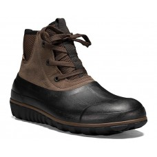 Bogs 72620-201 - Men's - Casual Lace - Dark Brown