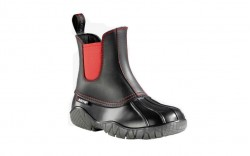Baffin - Women's - LAKE-W001bam Huron - Black/Red