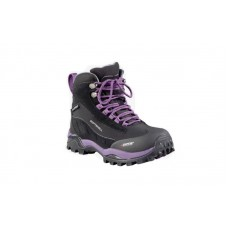 Baffin - Women's - SOFT-W001bah Hike - Black/Plum