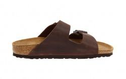 Birkenstock - Women's - Arizona Habana Oiled Leather - 52531 (Regular Width)