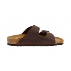 Birkenstock - Women's - Arizona Habana Oiled Leather - 52533 (Narrow Width)