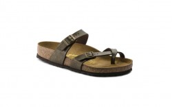 Birkenstock 71043M - Men's - Mayari Birkoflor - Golden Brown (Narrow Width)