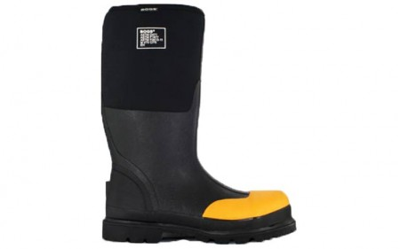 Bogs 69172 - Men's - Forge Steel Toe - Black