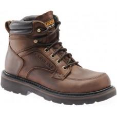 """Carolina 1399 - Men's - 6"""" Apprentice Safety Toe - Dark Brown"""