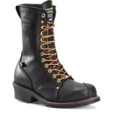 "Carolina 1905 - Men's - 10"" Safety Toe Lineman Boot - Black"