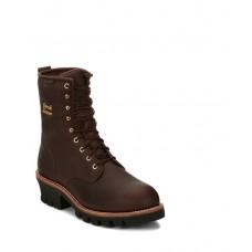 "Chippewa 73060 - Men's - 8"" Paladin Briar EH Waterproof Insulated Steel Toe Logger"
