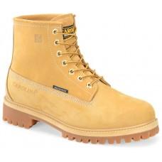 "Carolina CA3045 - Men's - 6"" Waterproof Wheat Soft Toe - Wheat Nubuck"