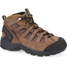 """Carolina CA4025 - Men's - 6"""" Waterproof Soft Toe Hiker - Dark Brown"""