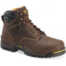 "Carolina CA5521 - Men's - 6"" Insulated Waterproof Composite Toe - Brown"