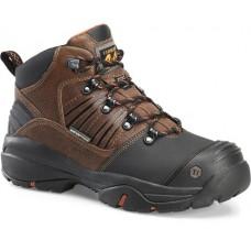 "Carolina CA5587 - Men's - 6"" Waterproof Carbon Comp Toe D3O Internal Metguard - Brown"