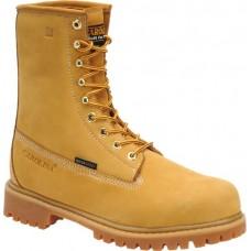 "Carolina CA7545 - Men's - 8"" Insulated Waterproof Wheat Safety Toe - Wheat"