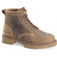Carolina CA7558 - Men's - 6 Inch Waterproof Work Steel Toe - Dusty Brown