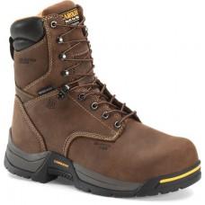 "Carolina CA8521 - Men's - 8"" Insulated Waterproof Composite Toe - Brown"