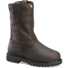 Carolina CA8533 - Men's - Waterproof Met Guard Wellington - Dark Brown