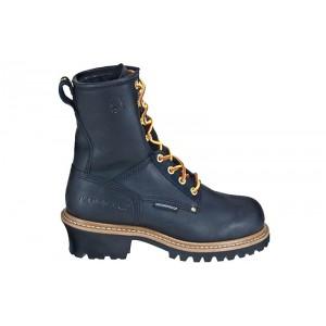 "Carolina 1420 - Women's - 8"" Waterproof Safety Toe Logger"