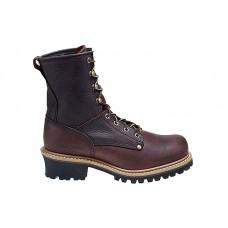 "Carolina 1821 - Men's - 8"" Safety Toe Logger"