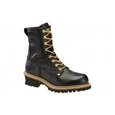 "Carolina 1825 - Men's - 8"" Safety Toe Logger"